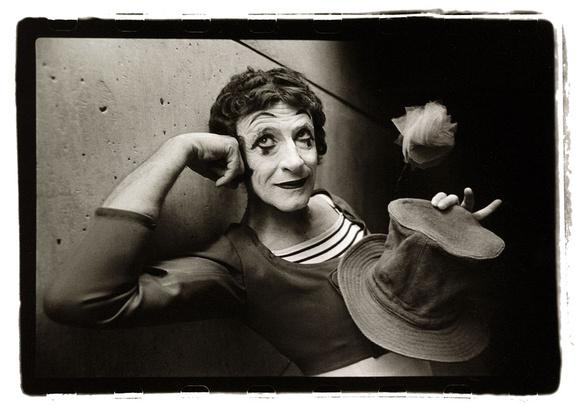 Young Marcel Marceau Marcel Marceau